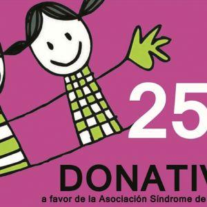 Tarjeta Donativo - Asociación del Síndrome Angelman - ASA