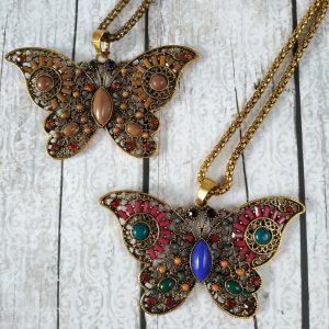 Elefantes, mariposas y búhos